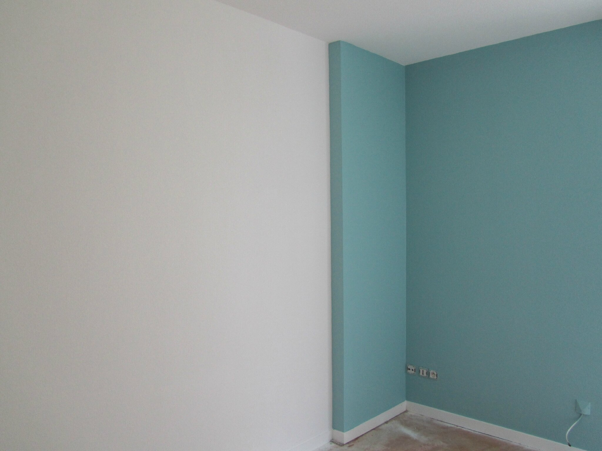 Blanchiment Maison Neuve Peinture Couleur De Votre Choix Sas