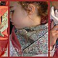foulard Jeanne
