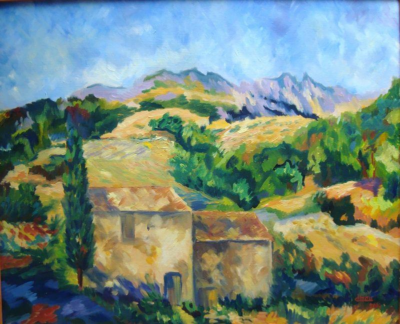 Au Pays de Cézanne