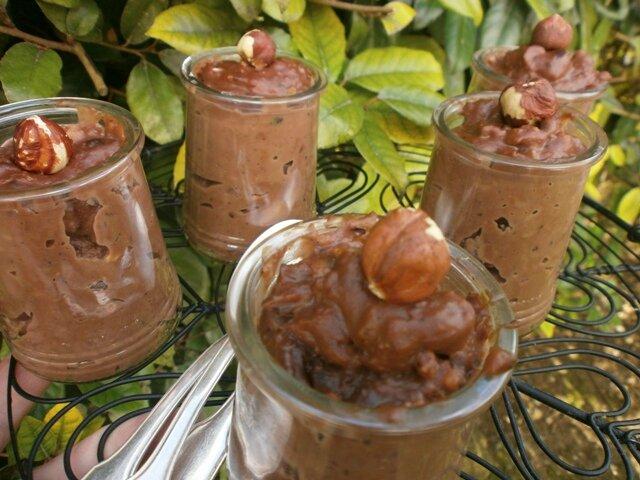 crèmes noisettes-chocolat (2)