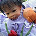 bébé Susy et bébé Phéang 020