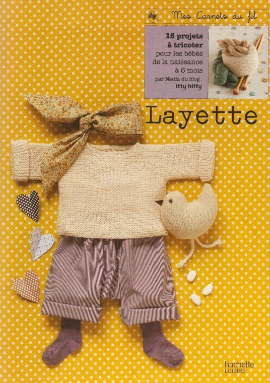 Layette itty bitty