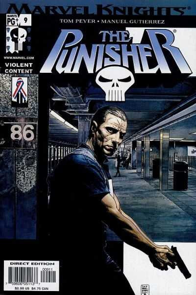 punisher marvel knights V3 09