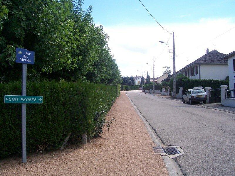 Rue des Merles