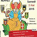 A vos agendas - mai 2015