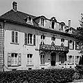 Défense du patrimoine haut-rhinois - hôtel weber (1794) à mulhouse