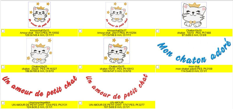 carte chat princesse