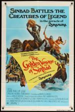 affiche the golden voyage of Sinbad