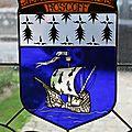 003 - les armoiries de Roscoff