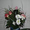 Bouquet de la saint valentin