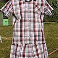 Pyjama d'été d'après les IPE