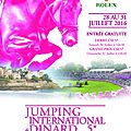 Jumping international de dinard - france
