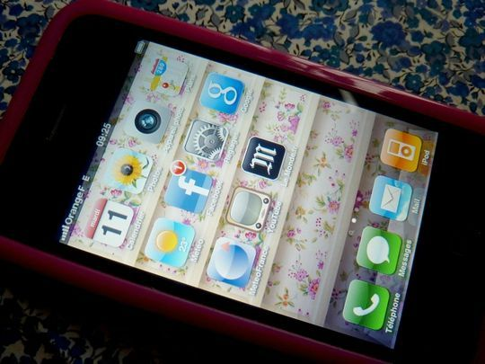 IPhone + Liberty