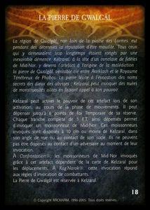 kelzaral le diabolique - la_pierre_de_gwalgal (artefact)