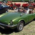 Triumph spitfire mk iv 1970-1974
