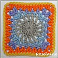 Granny square by simply crochet #8