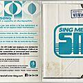 Flyer 4 volets 14 x 14 - Vivacité 2015 - SMS