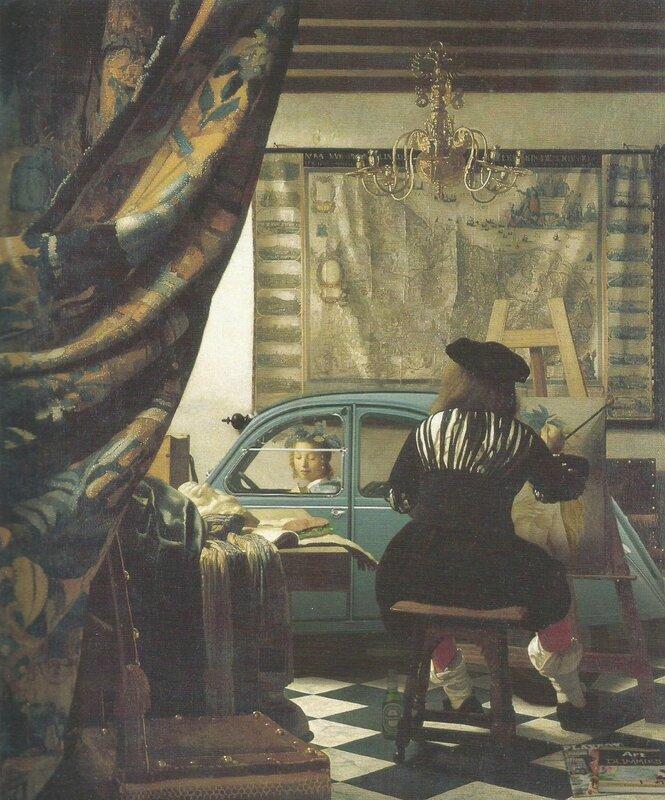 Le temps n'a point de rives. Chagall dixit.