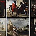 Newly-conserved works by murillo displayed at the national gallery of ireland
