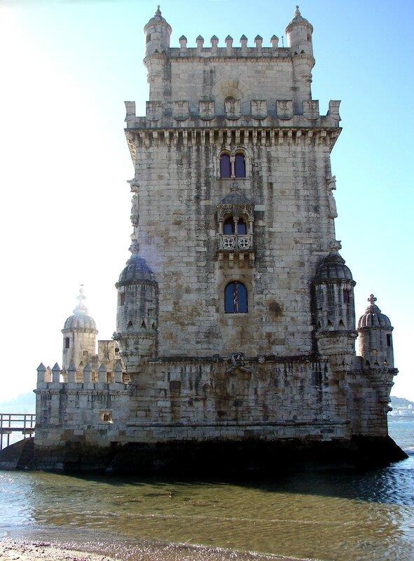 Lisbonne tour de Belém 3