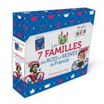 Les 7 familles des Rois et Reines de France couv