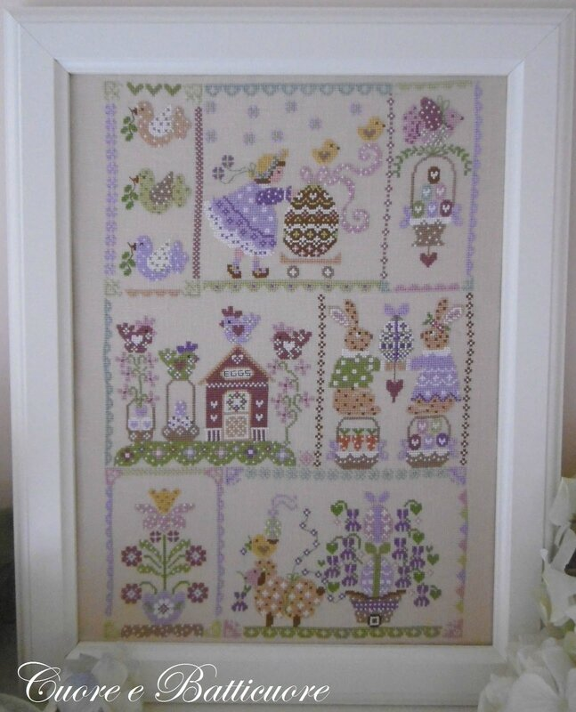 easter in quilt 6