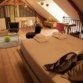 Inspiration chambre sous le toit