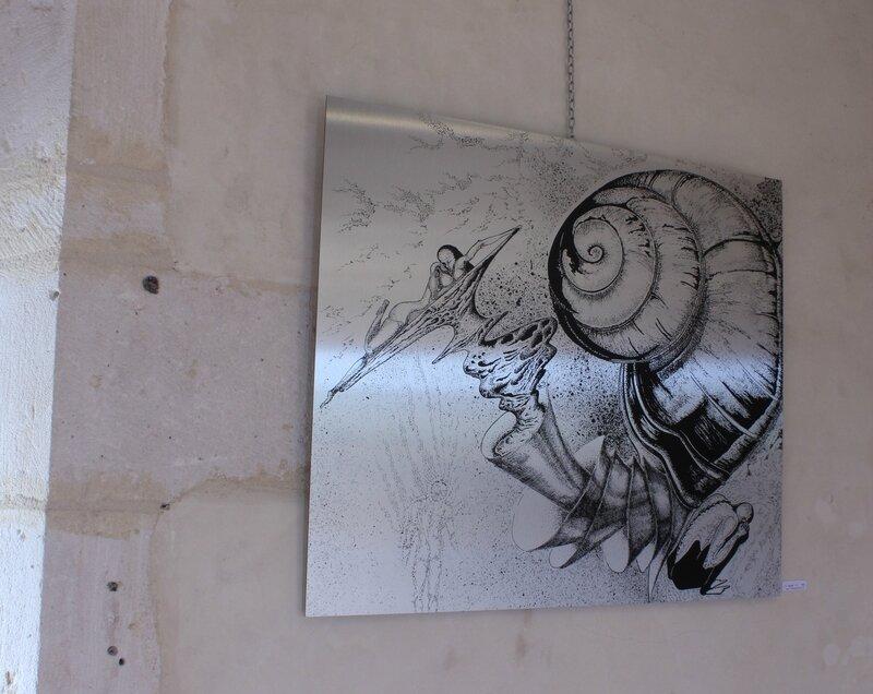Spirale ©APhR_alu-Montbron