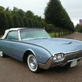 FORD Thunderbird 2door convertible 1962 Schwetzingen (1)