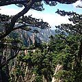 Yellow mountain, huangshan