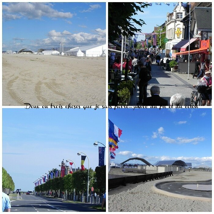 Collage ouistreham1