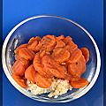 Mafé de carottes - modèle g de gm-pot-france