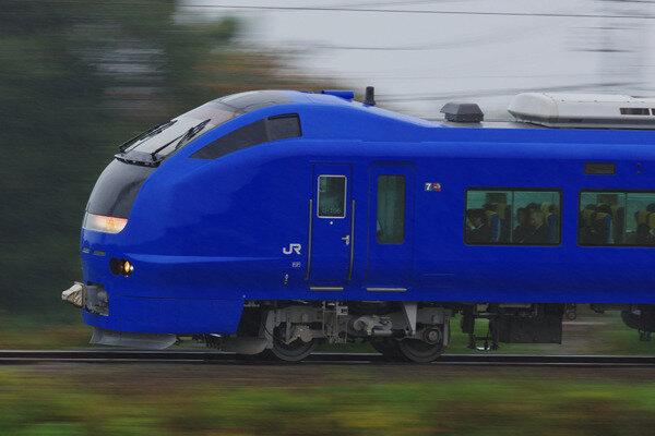 JR E653-1000 Inaho Blue