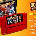 Street fighter ii edition 30ème anniversaire
