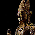 Bonhams to offer 8 museum-quality sculptures from one of the most important himalayan art collections