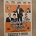 Le canard à l'orange - william douglas home