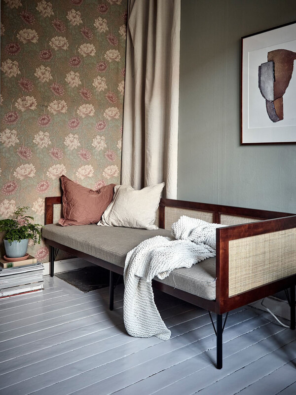 Vintage+Touches+in+a+Beautiful+Scandinavian+Home+-+fffffThe+Nordroom