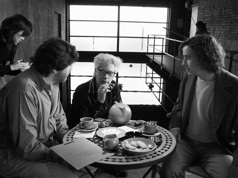 Alfred Molina, Jim Jarmusch et Steve Coogan sur