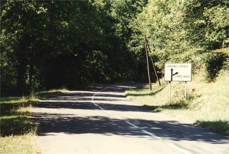 route de Borie-Brut