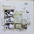 Album de Bastien et Marion