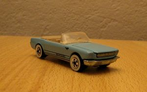 Ford mustang cab 01 -Hotwheels- (1990)