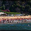 Ce que l'on peut voir et manger en italie - côte amalfitaine