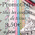 ★ promotion !