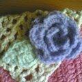 Petite pochette en crochet