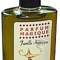 Parfum famille heureuse