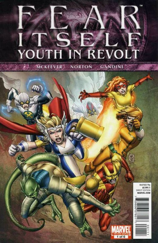 fear itself youth in revolt 1