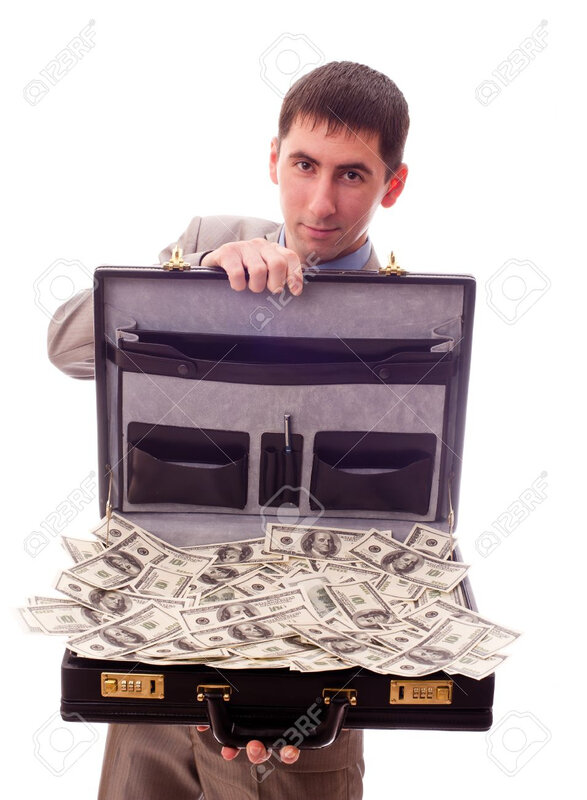 8504566-man-with-a-briefcase-full-of-money-Stock-Photo
