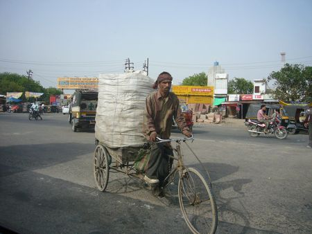 Photo 3 sur la route d'Agra