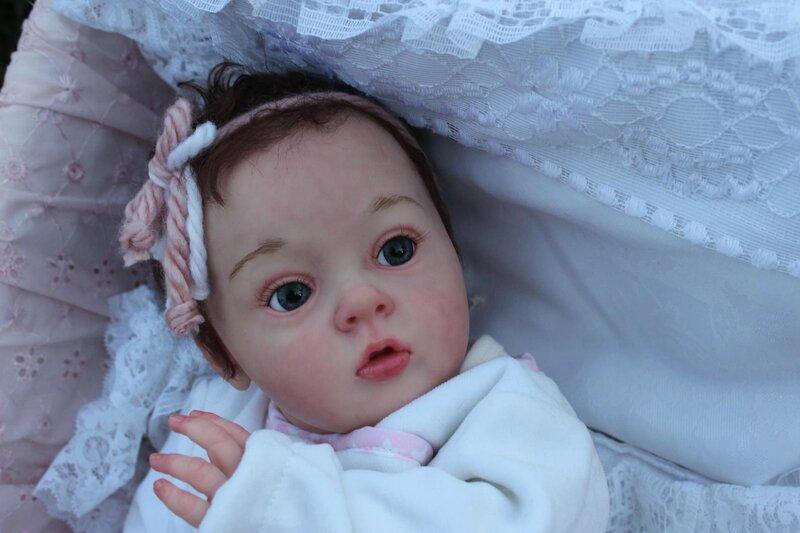 bébé reborn kit tiffany