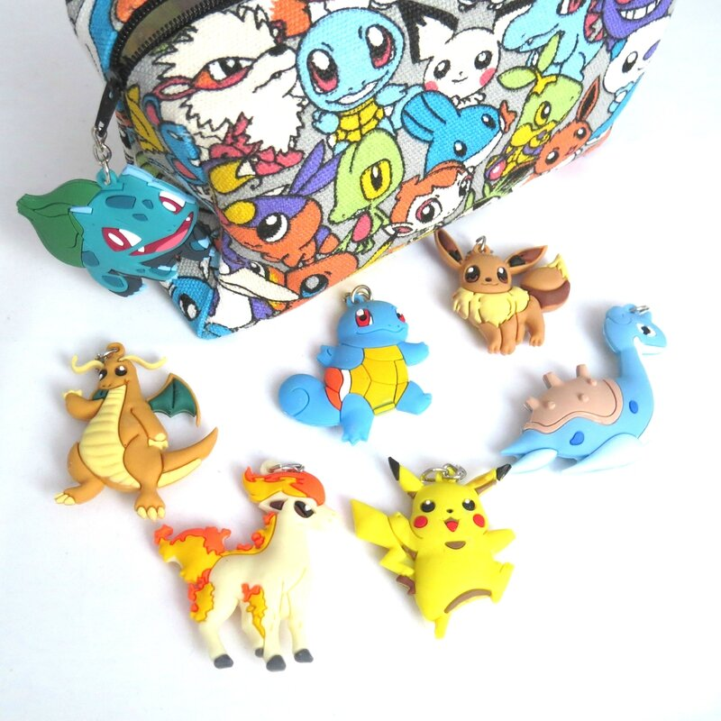 pochette pocketmon attaches